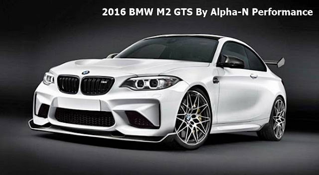 2016 BMW M2 GTS By Alpha-N Performance