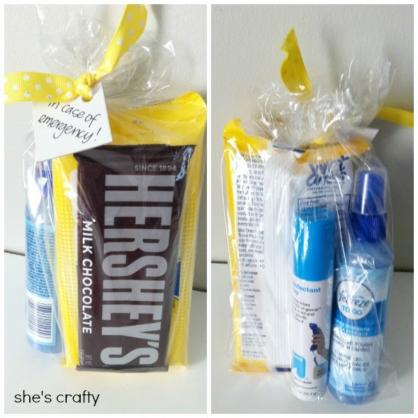 Girls Camp Handouts - gift ideas for Young Women Camp - adult leader emergency kit