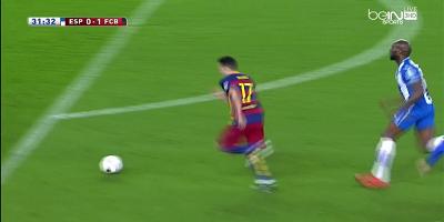 Copa Del Rey : Espanyol 0 vs 2 Barcelona 13-01-2016