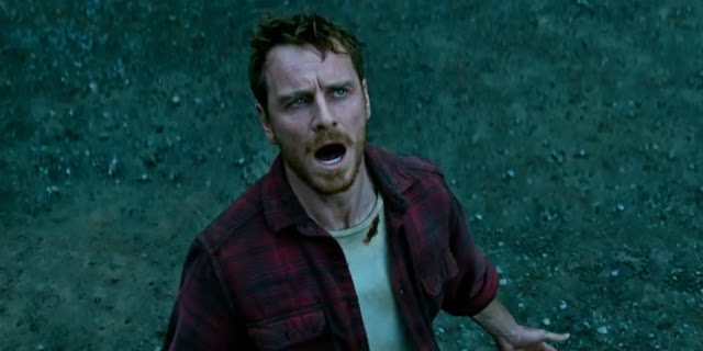 This Fassbender guy is pretty good