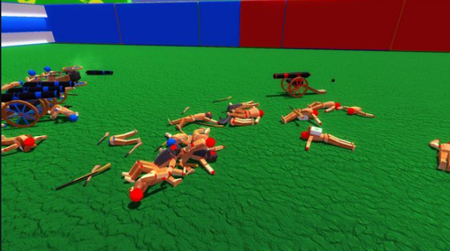 Wooden Battles Free For PC