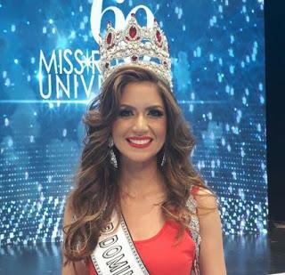 Fue coronada Miss República Dominicana Universo 2017, Carmen Isabel Muñoz Guzmán, representante de la provincia Duarte.Ver video.