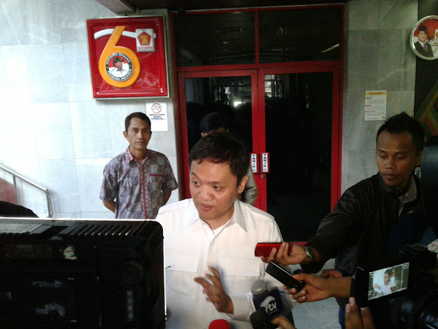 Habiburokhman: Yusril Jangan Nyalah-nyalahin Prabowo