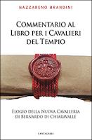 """Nazzareno Brandini, """"Commentario al libro per i Cavalieri del Tempio"""" (Ed. Cantagalli)"""