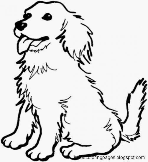 97 Top Coloring Pages Of Animals Dogs For Free