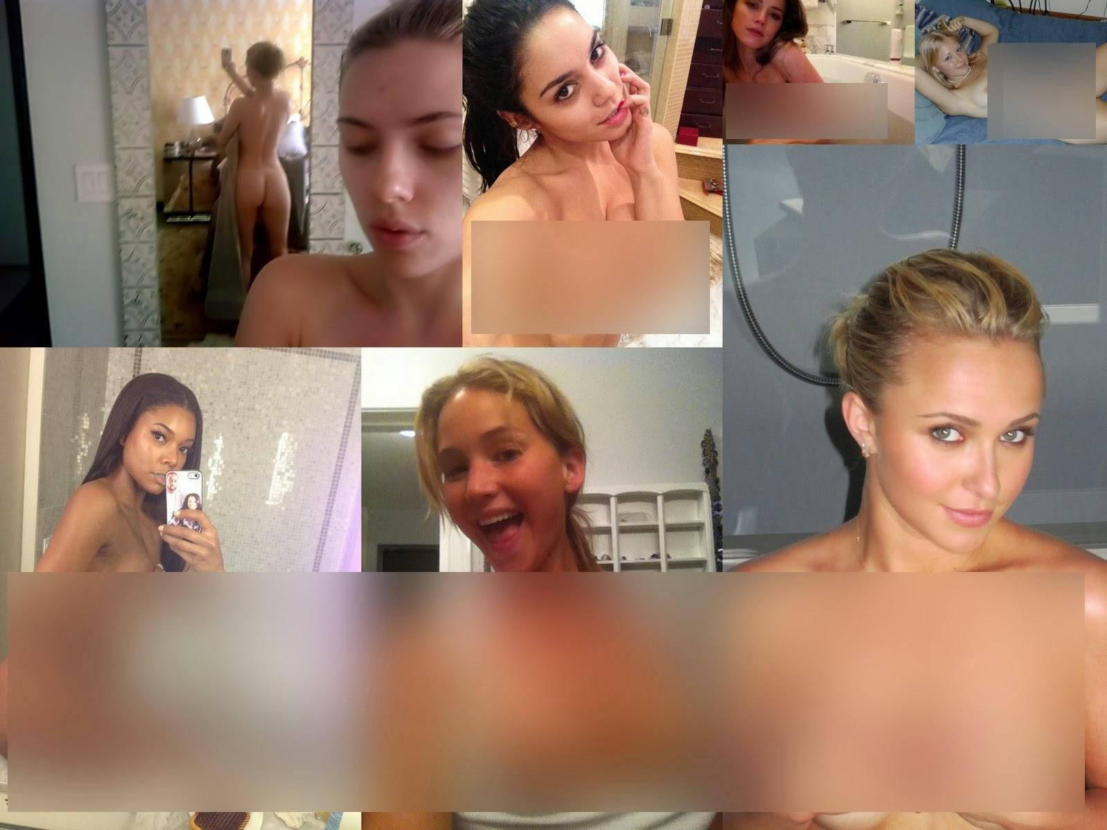 Фото голых знаменитостей все