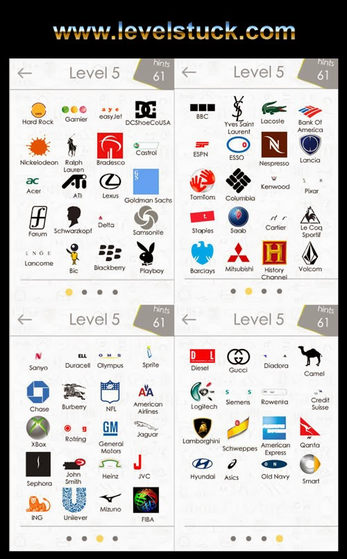 New Logos Quiz Answers 2014 For Iphone Level 1 to Level 12 | Logo Wallpaper