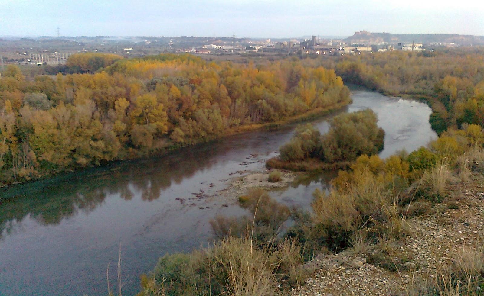Resultado de imagen de río cinca