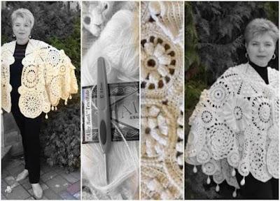 Ropa femenina a crochet de Lilia Vignan con patrones