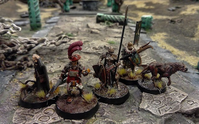 What's On Your Table: Conversions for Age of Sigmar Skirmish