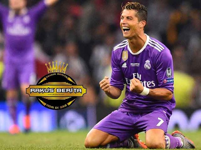 Tak Pandang Umur, Ronaldo Siap Main Terus Untuk Madrid