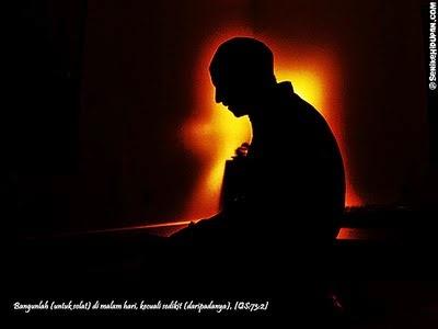 Cara Menghidupkan Malam aka Qiamullail dengan 6 Solat