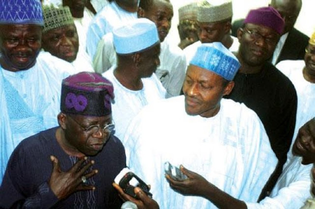 I can swear Buhari will not steal Nigeria's money, he is a straightforward, honest man – Tinubu