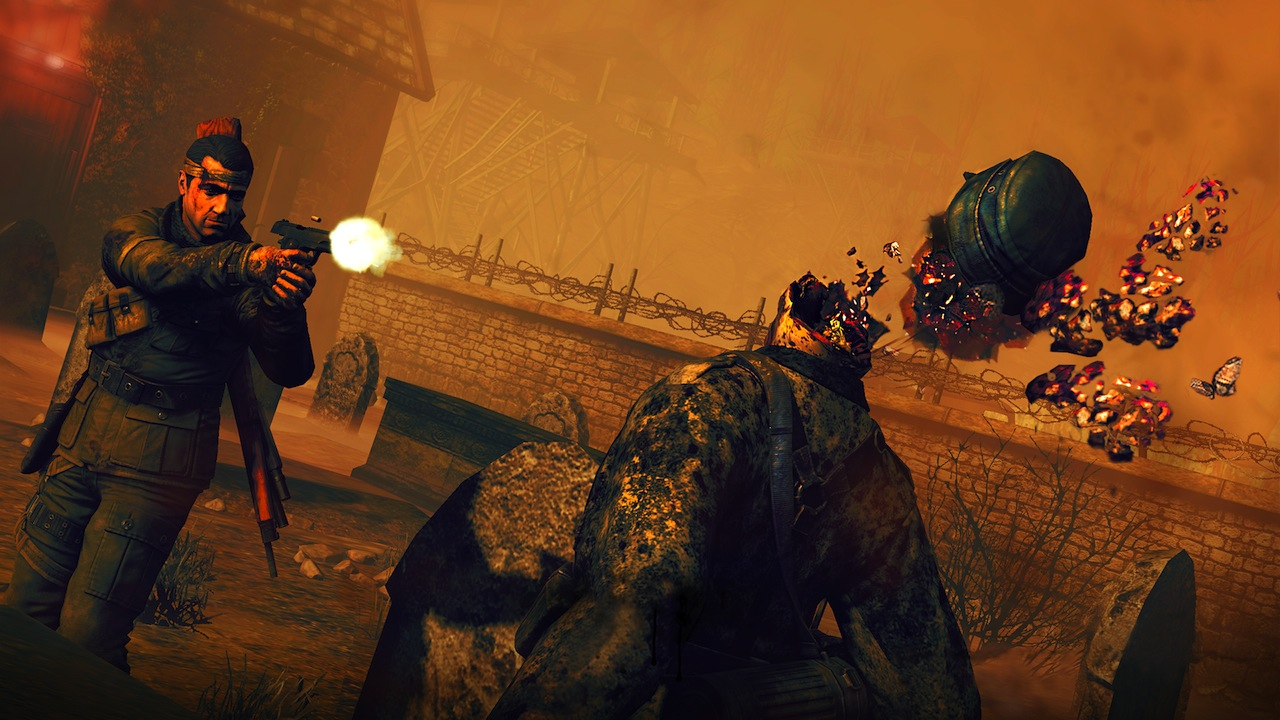 Sniper Elite Nazi Zombie Army 2 Highly Compressed Full ...