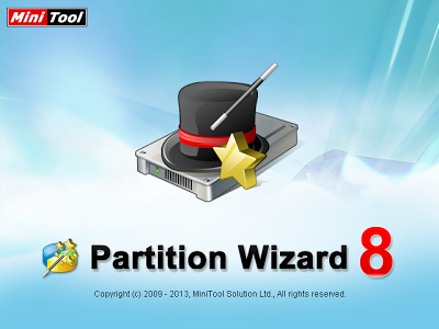 برنامج بارتشن وزرد - Partition Wizard