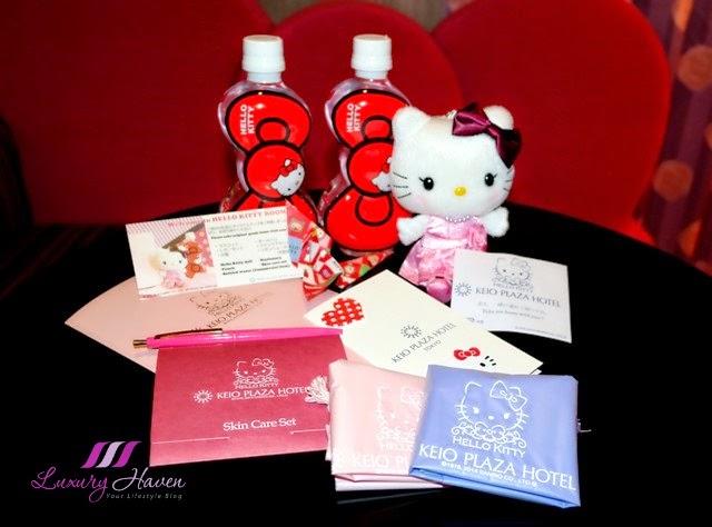 shinjuku keio plaza hotel tokyo hello kitty souvenirs