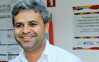 Lavradense é nomeado gerente regional de Educação do Seridó e Curimataú