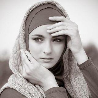 صور بنات محجبات حزينات 2019 اجمل صور محجبات