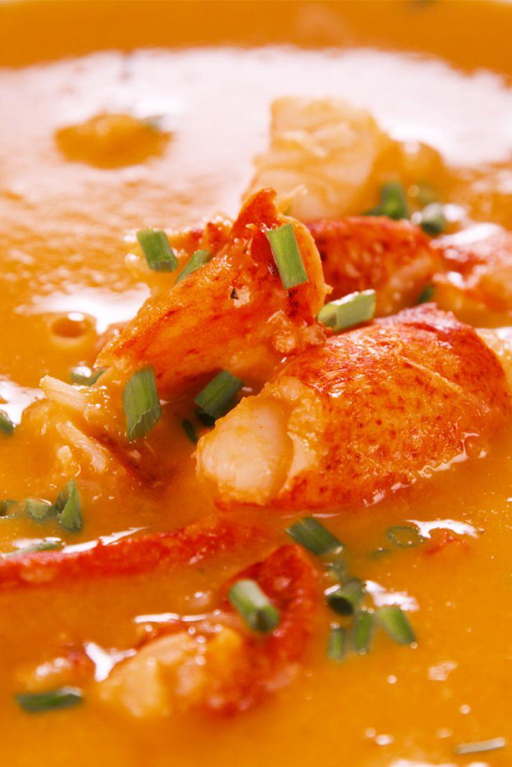 Lobster Bisque