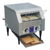 Toaster Tunel, Prajitor de Paine, Toaster Profesional Horeca Import Olanda, Pret Redus: 2199 RON cu TVA, www.amenajarihoreca,ro
