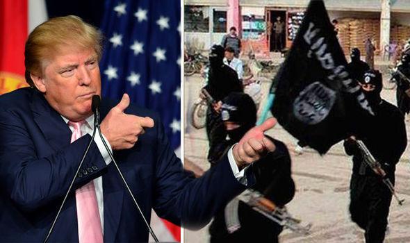 Trump comandante del ISIS