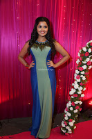 Anupama Parameswaran in lovely shaded gown ~  Exclusive 36.JPG