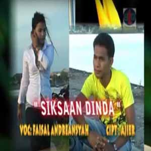 Download MP3 FAISAL ANDREANSYAH - Siksaan Dinda