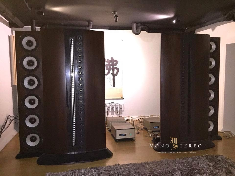 Mono and Stereo High-End Audio Magazine: Genesis 1 1