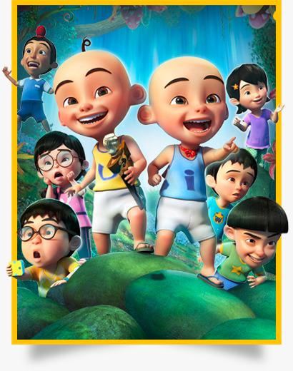 Film Terbaru Upin dan Ipin The Movie yang Diangkat dari Cerita Rakyat