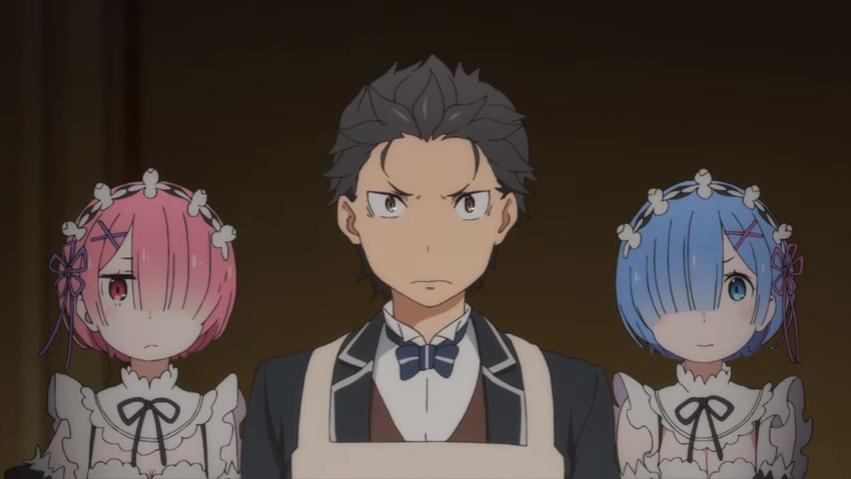 """Kadokawa ha revelado un vídeo promocional para lo que sera la nueva OVA de """"Re: Zero"""""""