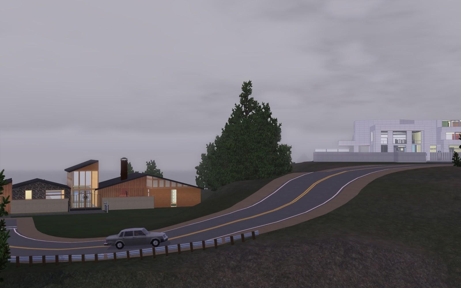 Summer's Little Sims 3 Garden: Bridgeport (The Sims 3: Late