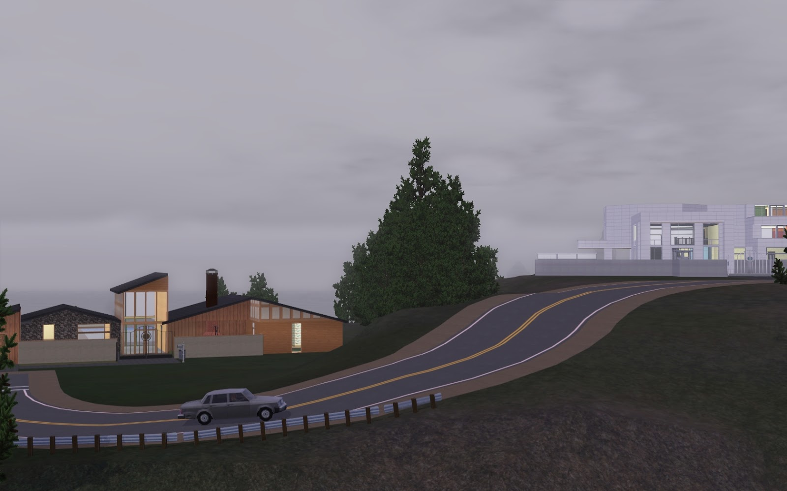 Bridgeport The Sims 3