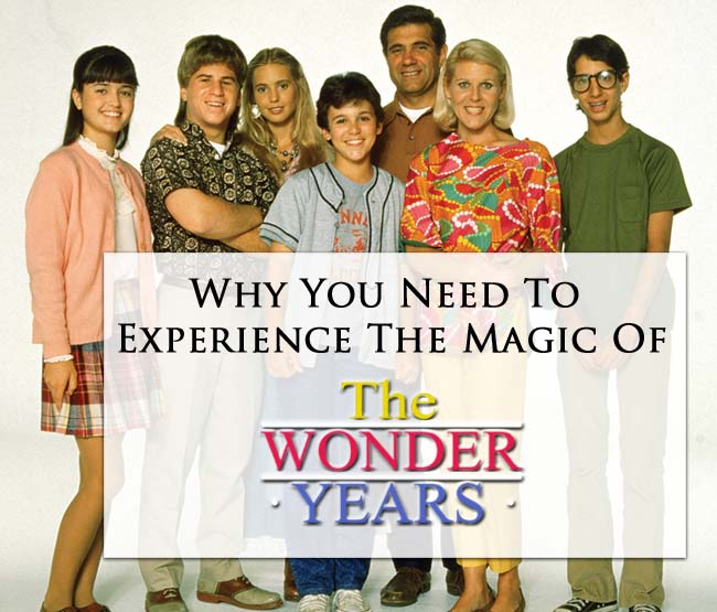 Know Your Show: The Wonder Years #AtoZChallenge