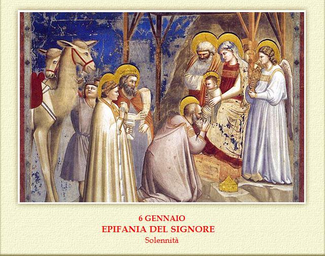 Calendario Liturgico Maranatha.Blog Di Www Maranatha It Solennita Dell Epifania Del