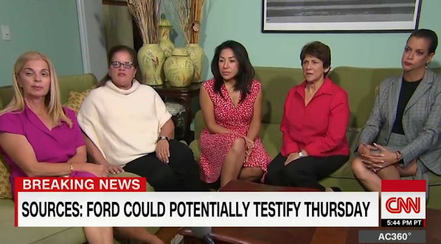 WATCH: CNN Asks Women If They Believe Kavanaugh. Results Are Shocking