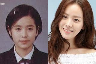foto pre debut masa kecil han ji min