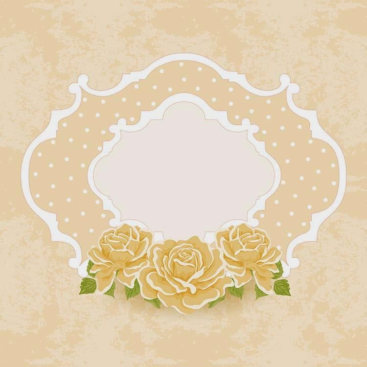 Group Of Background Undangan Pernikahan Warna