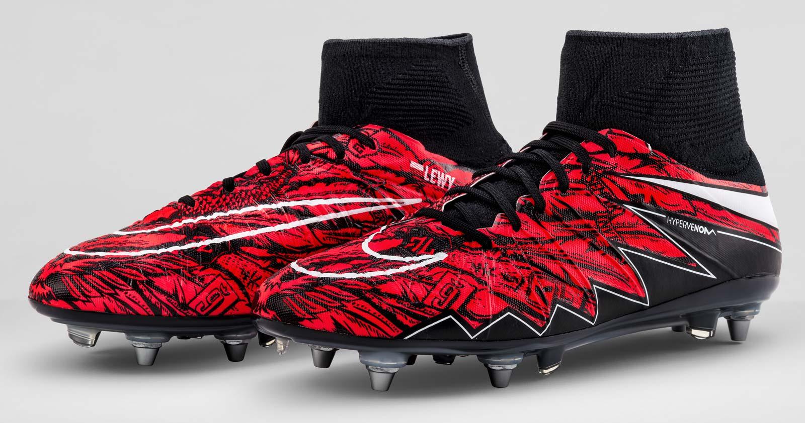 Nike Hypervenom Phantom II Robert Lewandowski Boots ...