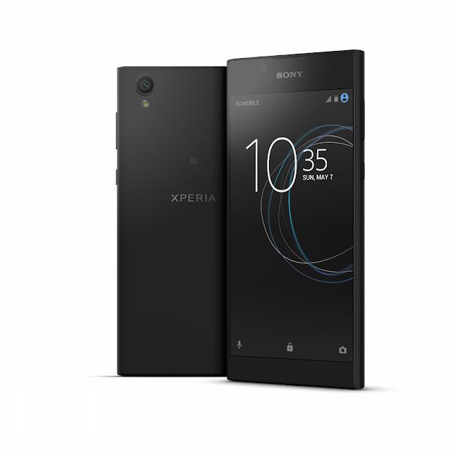 Sony Mobile presenta su nuevo smartphone Xperia L1