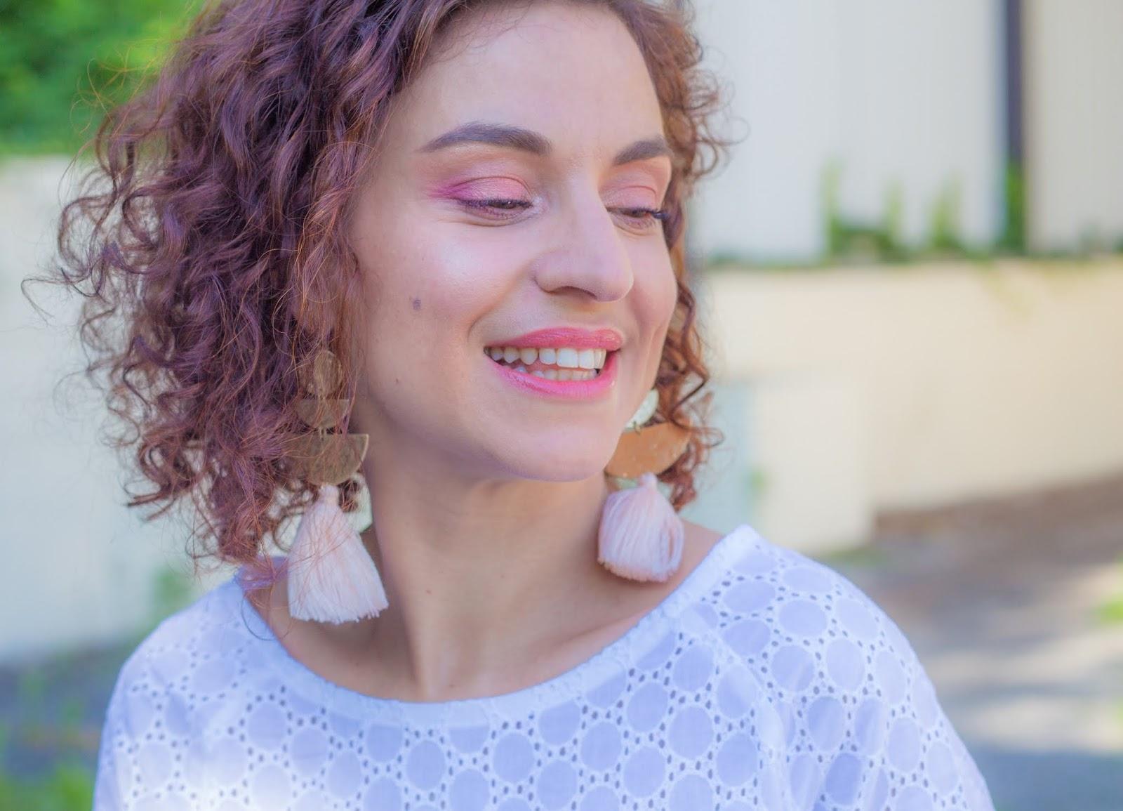 maquillage - estival - rose - corail