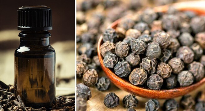 Pepper Essential Oil Treats Anxiety, Stops Alcohol And Cigarette Cravings, Removes Uric Acid From The Blood
