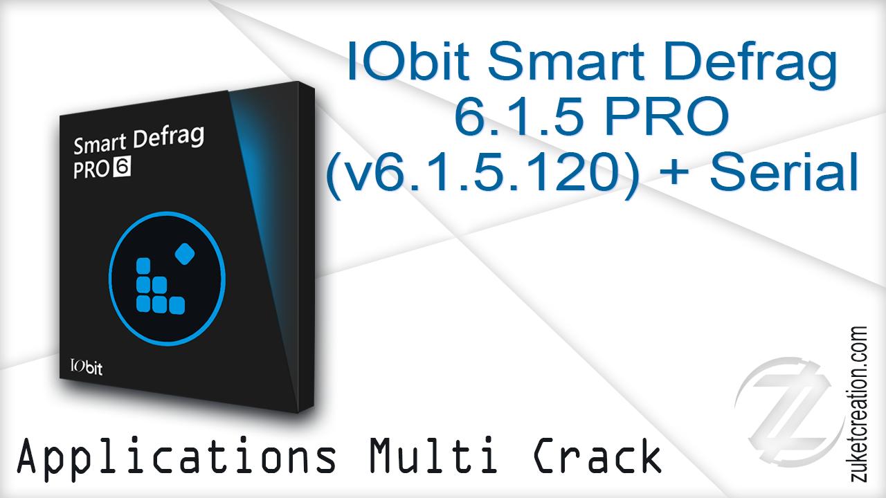 key iobit smart defrag pro 6.1.5