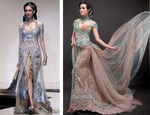 model baju pengantin 2017