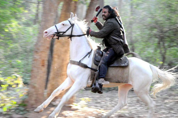 Actresses Zone: Movies Online Tamil: Kaatu Puli 2012 First