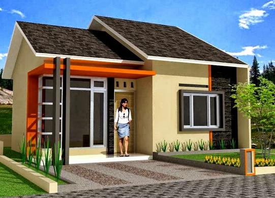 Contoh Desain Rumah Minimalis Sederhana Hemat Biaya