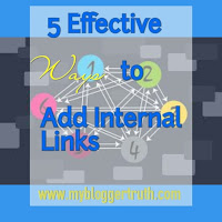 Effective Ways to do Internal linking