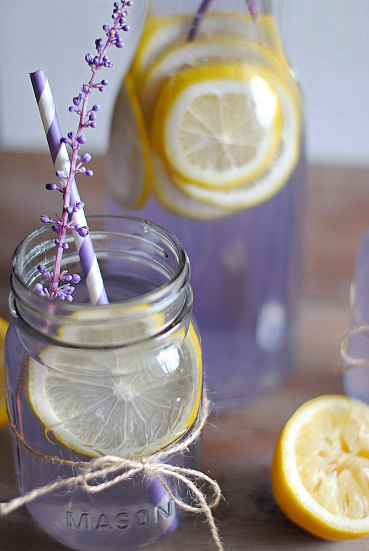 When life gives you lemons (and super hot weather) you make lemonade... Here's SEVEN delicious, unique recipes for lemonade that you're going to love!