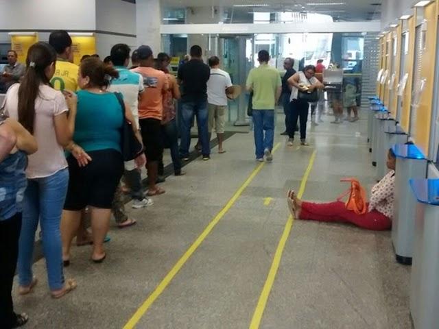 Agência do Banco do Brasil é autuada por desobedecer lei das filas, em João Pessoa, diz Procon