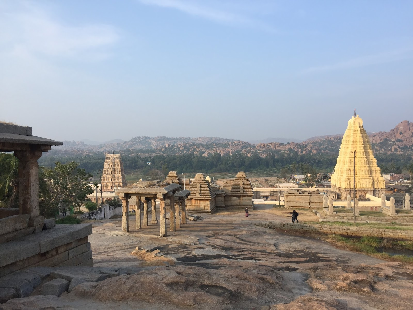 Hampi wandering in the golden era