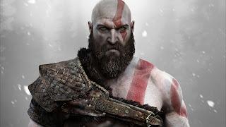 God of War PS4 Background